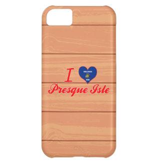 I Love Presque Isle, Wisconsin iPhone 5C Covers