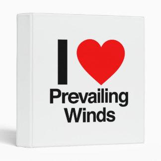 i love prevailing winds vinyl binders