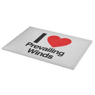 i love prevailing winds cutting board