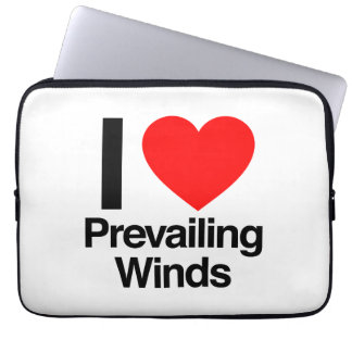 i love prevailing winds laptop computer sleeves