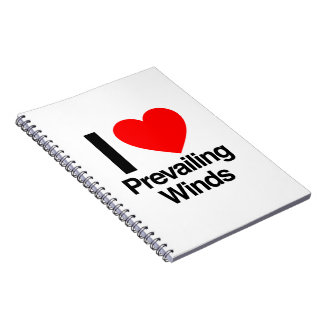 i love prevailing winds notebooks