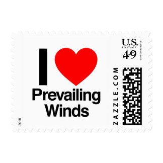 i love prevailing winds postage