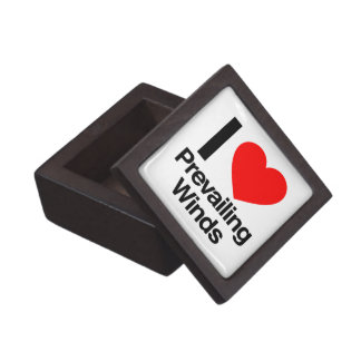 i love prevailing winds premium trinket boxes