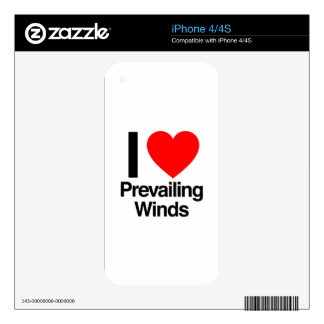 i love prevailing winds skin for iPhone 4S