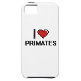 I love Primates Digital Design iPhone 5 Cases
