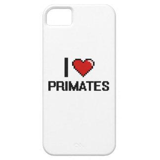 I love Primates Digital Design iPhone 5 Covers