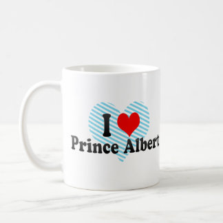 I Love Prince Albert, Canada Coffee Mug