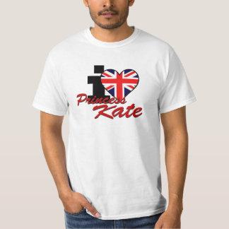 I Love Princess Kate Shirt