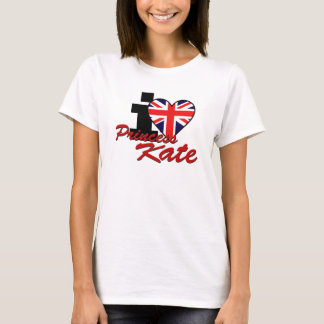 I Love Princess Kate T-Shirt