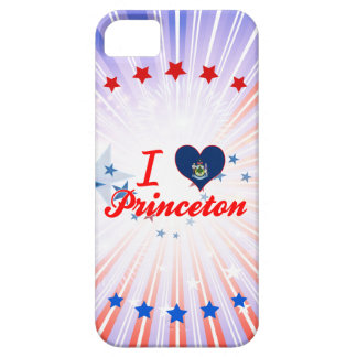 I Love Princeton, Maine iPhone 5 Covers