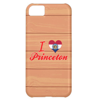 I Love Princeton, Missouri iPhone 5C Cases