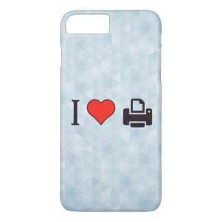 I Love Printing iPhone 8 Plus/7 Plus Case