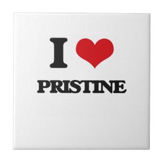 I Love Pristine Ceramic Tiles