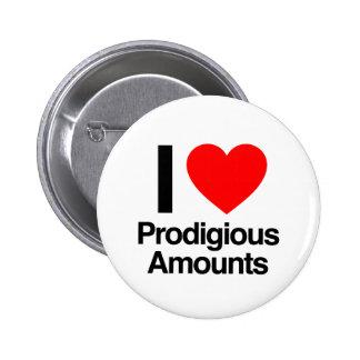i love prodigious amounts pins