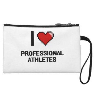 I love Professional Athletes Wristlet