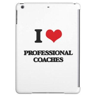 I love Professional Coaches Case For iPad Air
