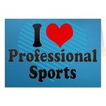 I love Professional Sports Card