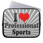 I love Professional Sports Laptop Computer Sleeve