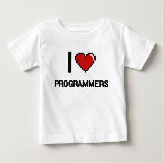 I love Programmers Infant T-shirt