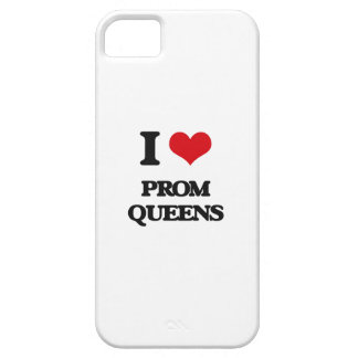 I love Prom Queens iPhone 5 Covers