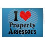 I Love Property Assessors Card