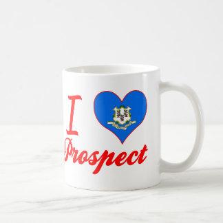 I Love Prospect, Connecticut Mug