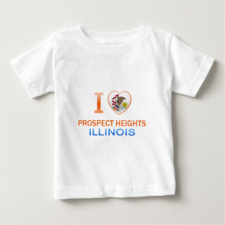 I Love Prospect Heights, IL Tshirt
