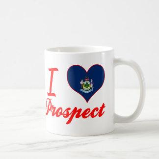I Love Prospect, Maine Coffee Mug