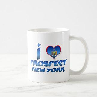 I love Prospect, New York Mug