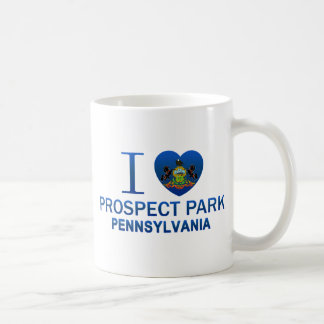 I Love Prospect Park, PA Mug