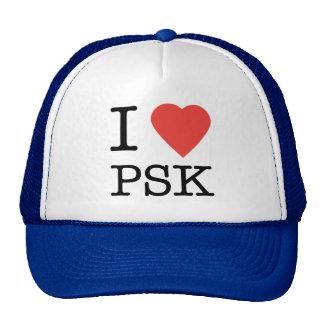 I Love PSK Trucker Hat