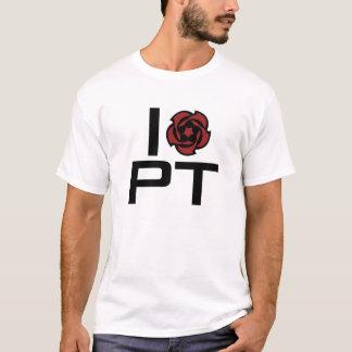 I love PT T-Shirt