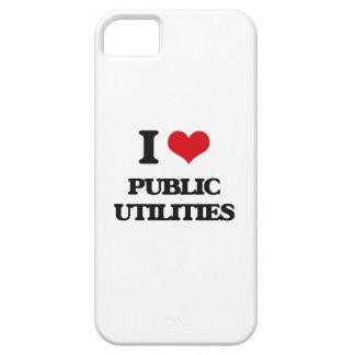 I Love Public Utilities iPhone 5 Cover
