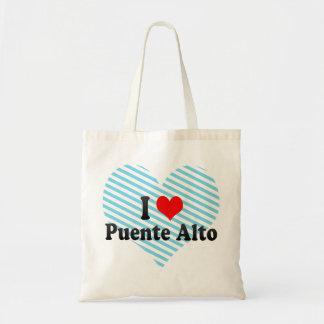 I Love Puente Alto, Chile Bag