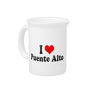 I Love Puente Alto, Chile Pitchers