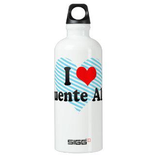 I Love Puente Alto, Chile SIGG Traveler 0.6L Water Bottle