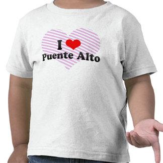I Love Puente Alto, Chile Shirt