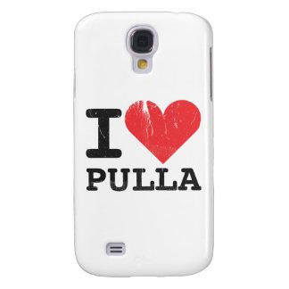 I Love Pulla Galaxy S4 Case