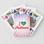 I Love Pullman, Washington Card Deck