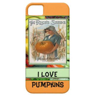 I love Pumpkins iPhone 5 Covers