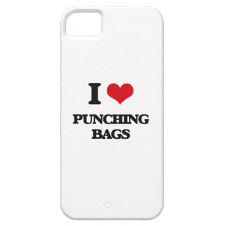I Love Punching Bags iPhone 5 Covers