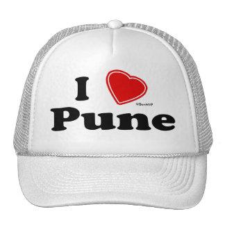 I Love Pune Trucker Hat