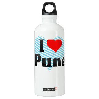 I Love Pune, India SIGG Traveler 0.6L Water Bottle