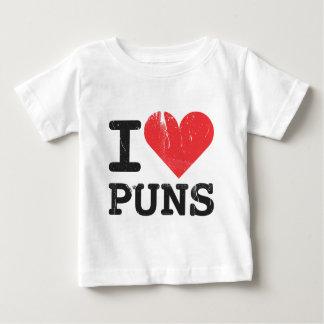 I Love Puns Infant T-Shirt
