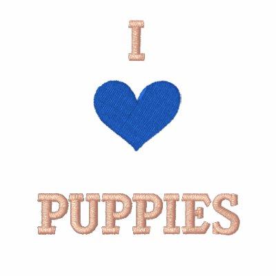 I LOVE PUPPIES POLO