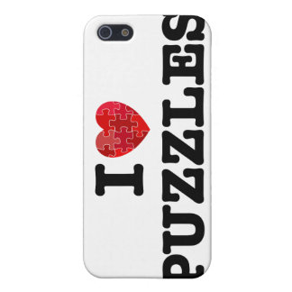 I Love Puzzles Speck Case