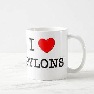 I Love Pylons Mug