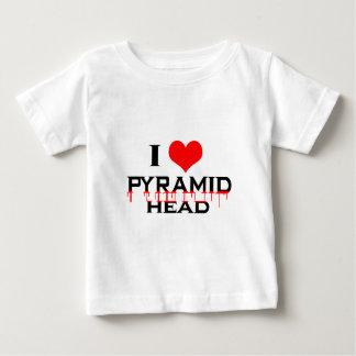 I Love Pyramid Head Infant T-shirt