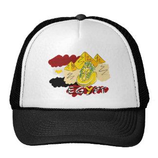 I LOVE pyramids Trucker Hat