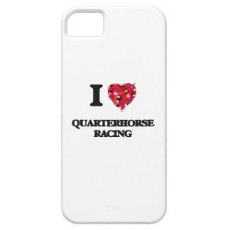I Love Quarterhorse Racing iPhone 5 Case